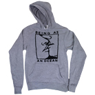 Being As An Ocean - Kiss (Heather Grey) (Hoodie) [入荷予約商品]