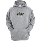 WSTR - Floral (Heather Grey) (Hoodie) [入荷予約商品]