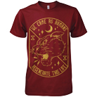 We Came As Romans - Panther (Maroon) [入荷予約商品]