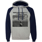 Taking Back Sunday - Tidal Wave (Gunmetal/Classic Navy) (Hoodie) [入荷予約商品]
