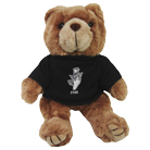 Fit For A King - Rose Hand (Teddy Bear) [入荷予約商品]