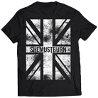 She Must Burn - Flag [入荷予約商品]
