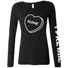 I Prevail - Alone (Long Sleeve) [girl's] [入荷予約商品]