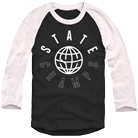State Champs - Worldwide (Black/White) (Baseball) [入荷予約商品]