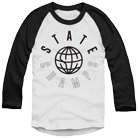 State Champs - Worldwide (White/Black) (Baseball) [入荷予約商品]