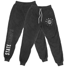 State Champs - Worldwide (Heather Charcoal) (Jogger) [入荷予約商品]