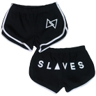 Slaves - Logo (Track Shorts) [girl's] [入荷予約商品]