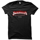Hatebreed - The Concrete Confessional Simple [girl's] [入荷予約商品]