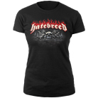 Hatebreed - Confessional Skull & Maces [girl's] [入荷予約商品]