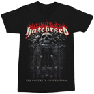 Hatebreed - The Concrete Confessional Artwork [入荷予約商品]