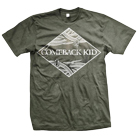 Comeback Kid - Snakes (Green) [入荷予約商品]