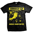 Comeback Kid - Should Know Better [入荷予約商品]