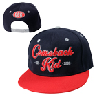 Comeback Kid - Script (Navy/Red) (Snapback) [入荷予約商品]