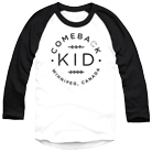 Comeback Kid - Stamp (White/Black) (Baseball) [入荷予約商品]