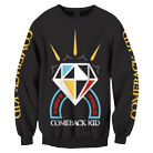 Comeback Kid - Diamond (Sweat) [入荷予約商品]