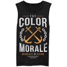The Color Morale - Crossed Anchors (Muscle Tank) [入荷予約商品]