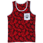The Color Morale - Throw Your Roses (Red) (Tank Top) [入荷予約商品]