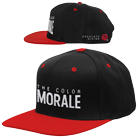The Color Morale - Desolate Divine Rose (Black/Red) (Snapback) [入荷予約商品]