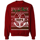 The Color Morale - Know Ho Ho Hope (Heather Red) (Sweat) [入荷予約商品]