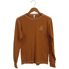 Issues - Triangle Logo Embroidered (Camel) (Thermal Long Sleeve) [入荷予約商品]
