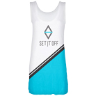 Set It Off - Diamond (Blue/White) (Dress) [入荷予約商品]