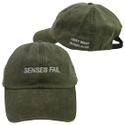 Senses Fail - Feel Alive (Green) (Dad Hat) [入荷予約商品]