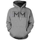 Matty Mullins - MM Logo (Heather Grey) (Hoodie) [入荷予約商品]