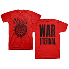 Arch Enemy - War Eternal (Red) [入荷予約商品]