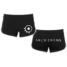 Arch Enemy - Logo (Track Shorts) [girl's] [入荷予約商品]