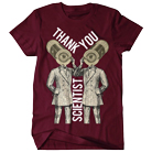 Thank You Scientist - Eyes (Maroon) [入荷予約商品]