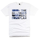 The Dillinger Escape Plan - Dissociaflag (White) [入荷予約商品]