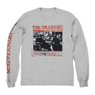 The Dillinger Escape Plan - Limerent Death (Heather Grey) (Long Sleeve) [入荷予約商品]