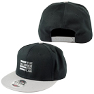 The Dillinger Escape Plan - Logo (Black/Grey) (Snapback) [入荷予約商品]