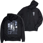 The Dillinger Escape Plan - Dissociation (Zip Hoodie) [入荷予約商品]