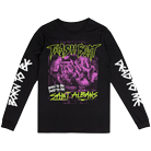 Trash Boat - Born To Be (Long Sleeve) [入荷予約商品]