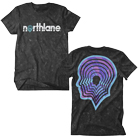 Northlane - Brain Game (Mineral Black) [入荷予約商品]