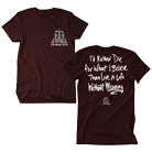 The Word Alive - I'd Rather Die (Maroon) [入荷予約商品]