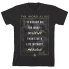 The Word Alive - I'd Rather Die Box [入荷予約商品]