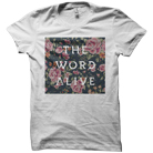 The Word Alive - Floral Square [girl's] [入荷予約商品]