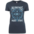 Memphis May Fire - Candle (Blue) [girl's] [入荷予約商品]