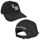 Left Behind - Logo (Baseball Hat) [入荷予約商品]