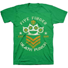 Five Finger Death Punch - Chevron (Green) [入荷予約商品]