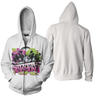 Silverstein - Grizzly (Zip Up Hoodie) [入荷予約商品]