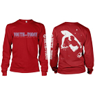 Youth Of Today - Flame Still Burns (Red) (Long Sleeve) [入荷予約商品]