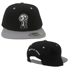 Youth Of Today - Fist (Black/Silver) (Snapback) [入荷予約商品]
