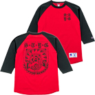 Stick To Your Guns - Until Death (Red/Black) (Baseball) [入荷予約商品]