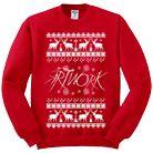 Artwork - Xmas (Red) (Sweat) [入荷予約商品]