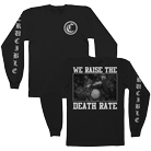 Crucible - Death Rate (Long Sleeve) [入荷予約商品]