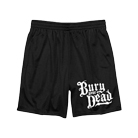 Bury Your Dead - Logo (Mesh Shorts) [入荷予約商品]