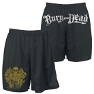 Bury Your Dead - Brass Knuckles (Mesh Shorts) [入荷予約商品]